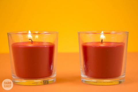 Всю жизнь мы используем свеч…