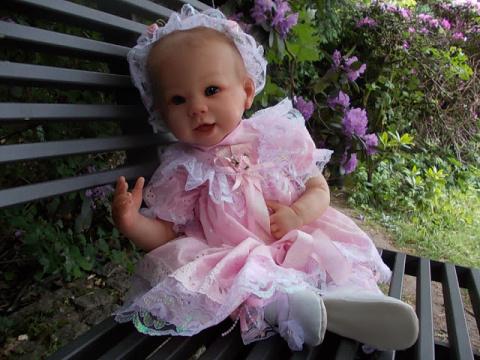 Куклы от Linda Murray