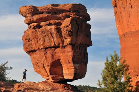 Удивительные скалы Земли