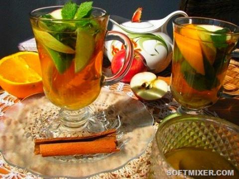 Рецепты чаев из разных стран