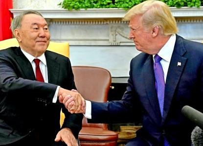 Вернёт ли Трамп 22 миллиарда Казахстану?