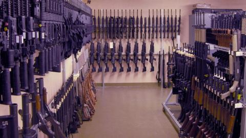 Всех владельцев оружия и их …
