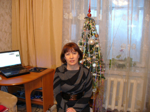 Татьяна Плужник (Шульц)