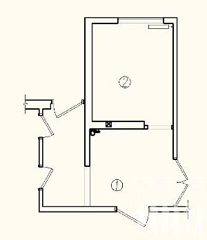 Дизайн кухни 6,5 кв.метров.