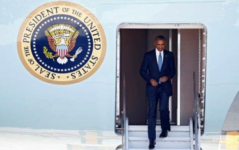 Обама прокомментировал инцид…
