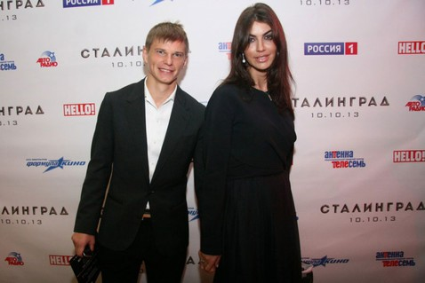 Жена Андрея Аршавина ждет ребенка
