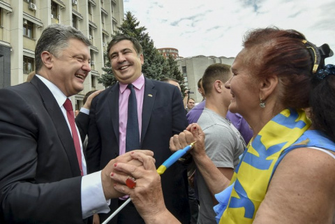 Верховный «барыга» Украины: …