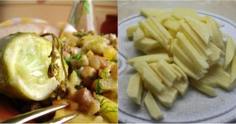 «Картофель по-хитрому»: блюд…