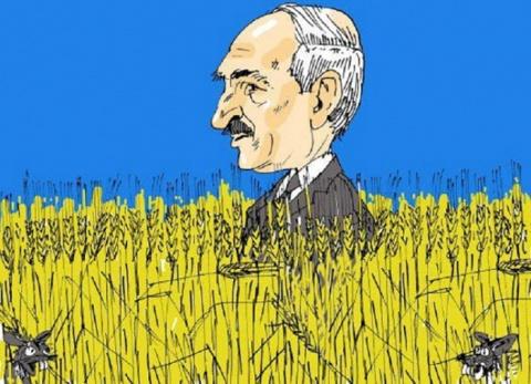 Украина посоветовала Белоруссии помыться