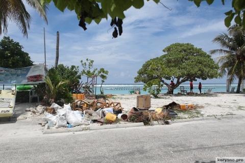 Мальдивы за 200 долларов