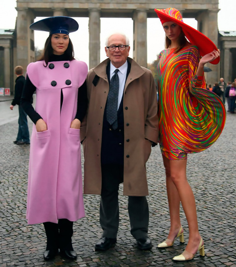 Авангард в мире моды