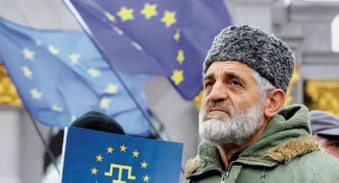 Украина проиграла Меджлису в…