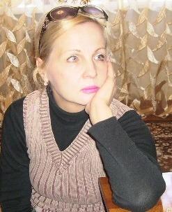 Галина Серова