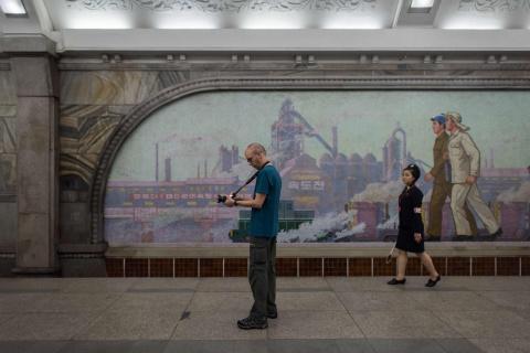 Фото из Северной Кореи, где, оказывается, не так всё и плохо