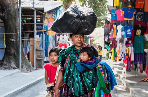 Чем наш российский ребенок отличается от потомка индейцев майя