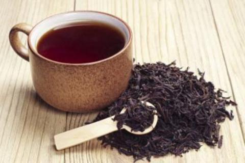 Лечим гайморит чёрным чаем