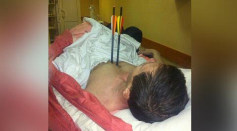 В Петербурге врачи спасли му…