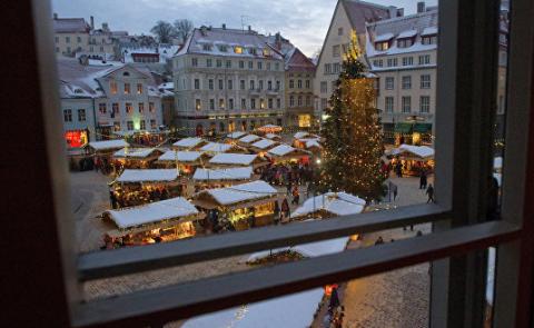 """Как по-эстонски будет """"С Новым годом""""? Языковая инквизиция вышла на охоту"""