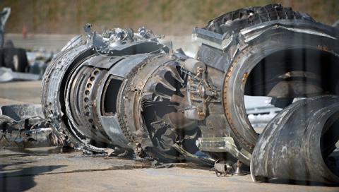Минобороны назвало возможную причину катастрофы Ту-154 над Черным морем
