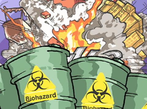 В ООН заявили о риске химиче…