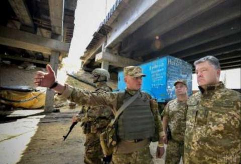 Военная горячка на Украине, или Политическая шпана рассуждает о войне