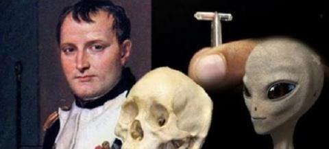 В голове Наполеона нашли ино…