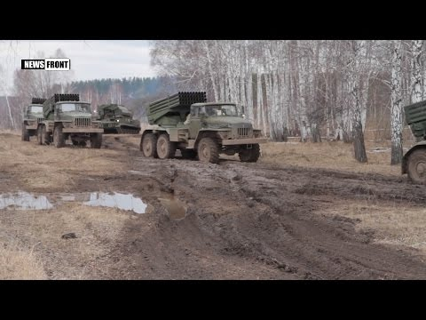 Армия России испытала многоконтурную разведывательно-огневую систему