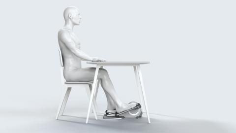 Оружие против вредоносной сидячей работы