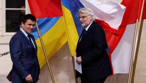 Польша заманила Украину в ловушку