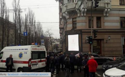 В Киеве убит бывший депутат Госдумы Вороненков