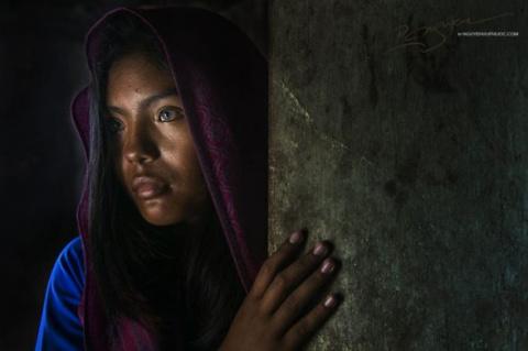 Красота этой вьетнамской девочки поражает. Но только посмотрите на её сестру!