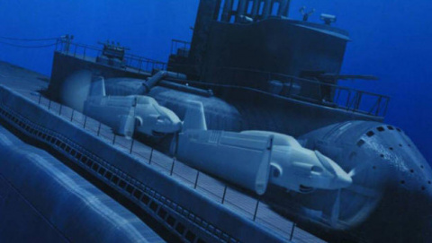 Подводные авианосцы