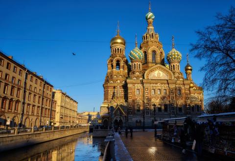 Самая популярная у иностранцев достопримечательность России