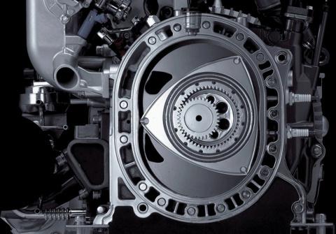 Mazda возродит роторные двиг…