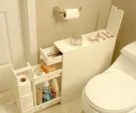 Шкафчик для ванной комнаты с…