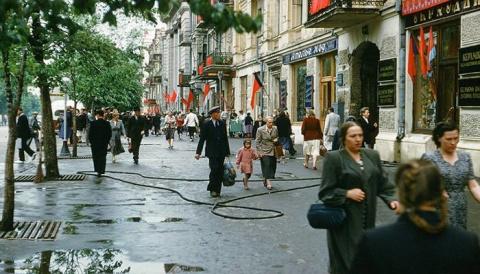 СССР в 1950-х годах глазами …