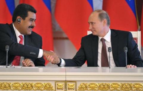 «Россия дает $ 10 млрд Венесуэле, чтобы сделать ее союзником»