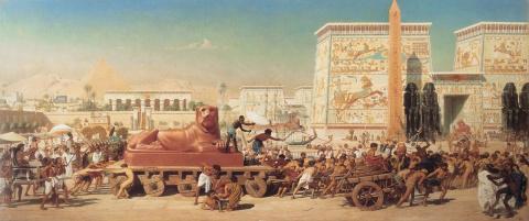 5 историй из жизни Древнего …