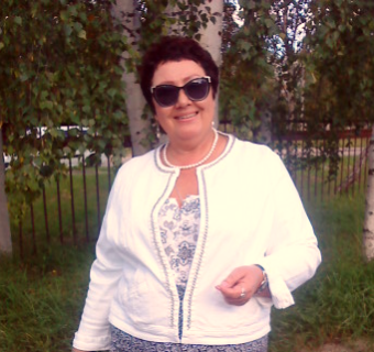 Екатерина Biderovskaya