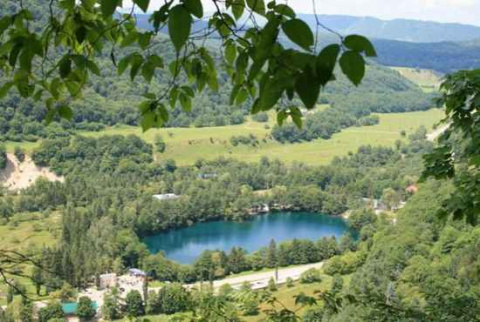Тайна Голубого озера в Кабардино-Балкарии