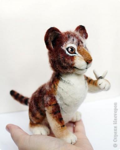 Валяные игрушки Ларисы Ивановой