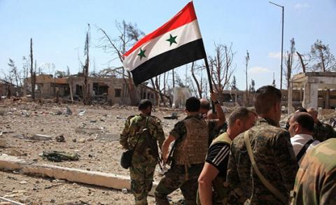 Армия Сирии уничтожила более 450 террористов на востоке Дамаска