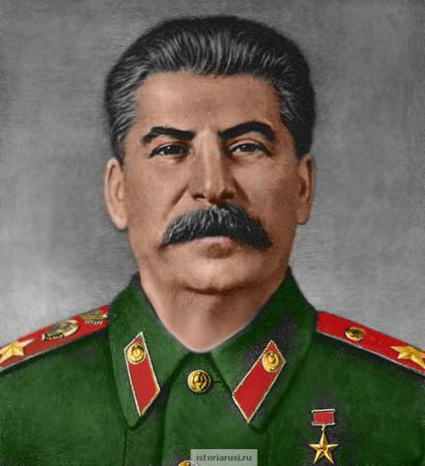 10 сталинских ударов