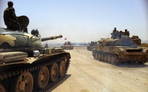 Командиры террористов в ужасе: ИГИЛ задушат в кольце Пальмиры