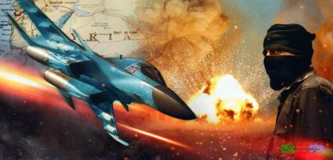Командный удар: ВКС РФ обесп…