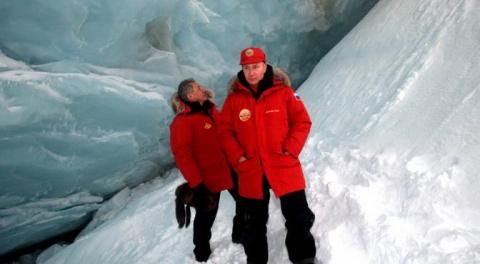 Тайный смысл визита Путина в Арктику