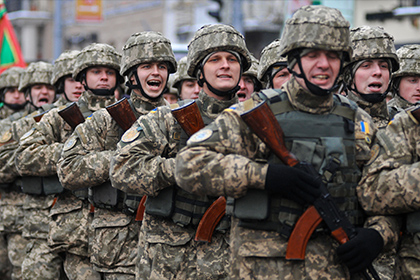 Украинские военные отказалис…