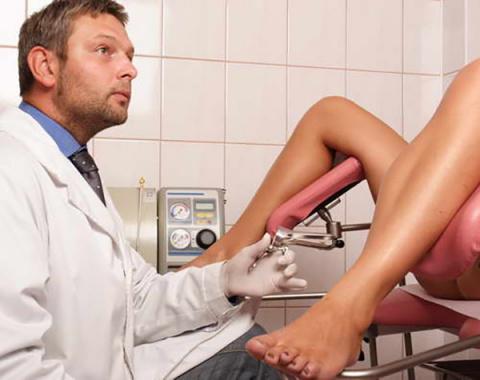 Она сумела обескуражить своего гинеколога!