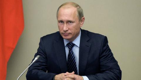 """Путина захотели видеть """"пожизненным президентом"""""""