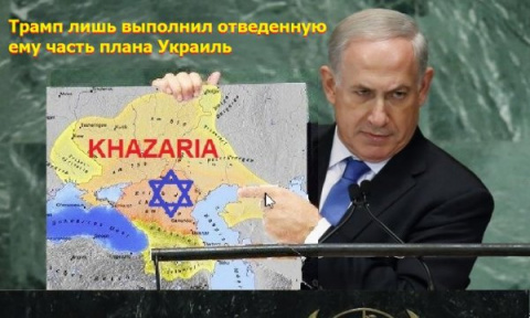 Секретный план хазар по обратному переселению на Украину